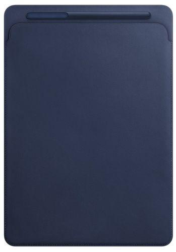 """Apple Leather Sleeve pre Apple iPad Pro 12,9"""" Midnight Blue"""