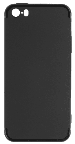 Winner Puzdro pre iPhone 5/5S/SE Pastels (čierny)