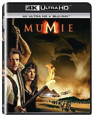 BONTON Mumie (1999) BD, Film_1