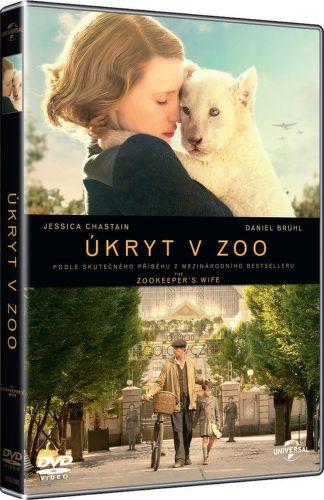 Úkryt v Zoo DVD
