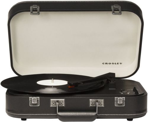 CROSLEY Coupe BLK