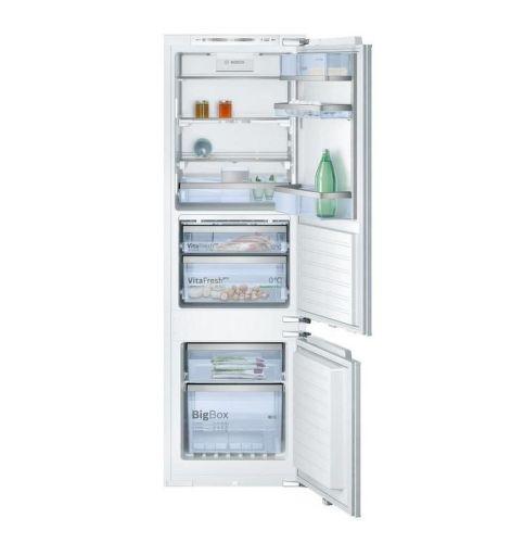BOSCH KIF39S80, Vstavaná kombinovaná chladnička