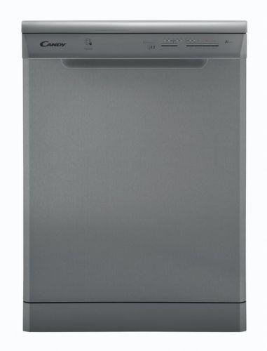 CANDY CDP 1LS39X, strieborná smart umývačka riadu