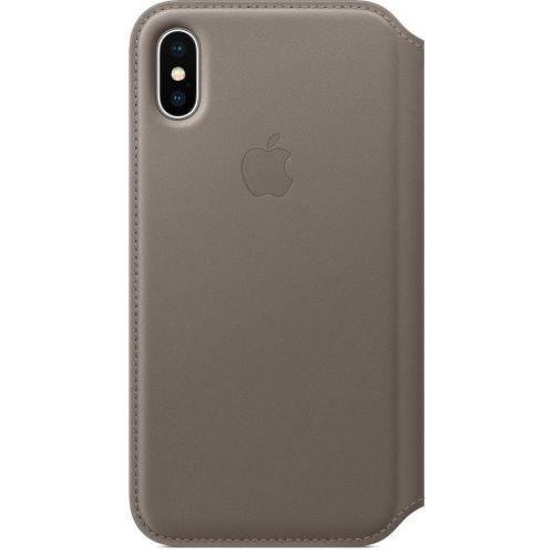 iPhone X Leather Folio_TAU_01