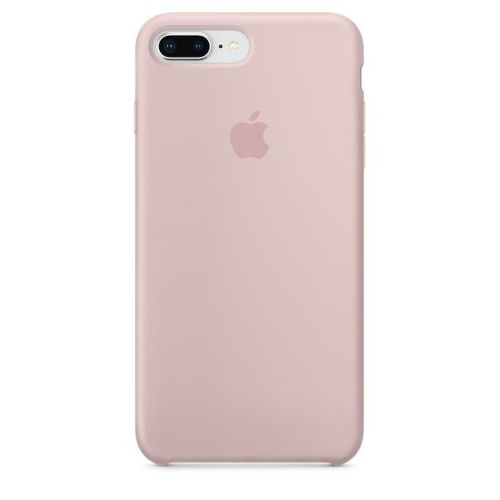 APPLE Silicone Case pre iPhone 8+/7+, ružová_01