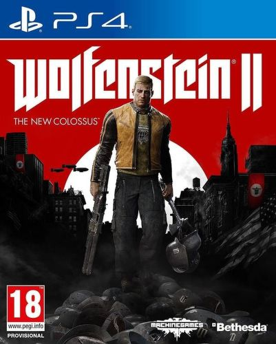 PS4 - Wolfenstein II: The New Colossus_01