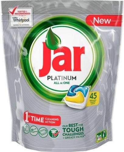 JAR Platinum 45ks, Tablety do umývačky riadu