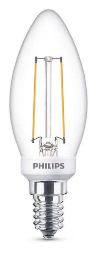 PHILIPS LIGHTING WW CL4, LED Classic 25W E14