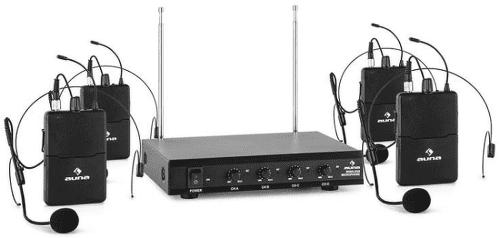 AUNA VHF-4-HS, Headset