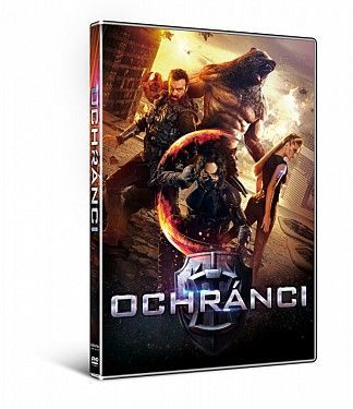 HOLLYWOOD OCHRANCOVIA, DVD film_1