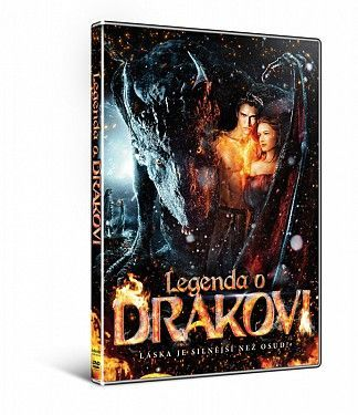 HOLLYWOOD LEGENDA O DRAKOVI, DVD film_1