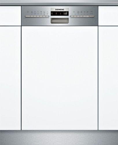 SIEMENS SR536S07IE, Vstavaná umývačka riadu