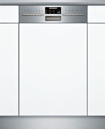 SIEMENS SR556S01TE, Vstavaná umývačka riadu
