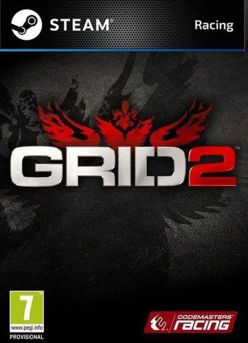 STEAMONE GRID 2, PC hra