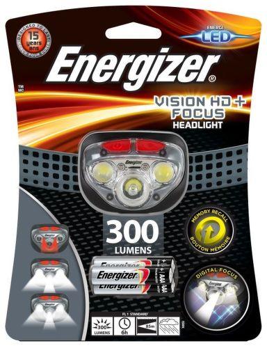 ENERGIZER Vision HD focus
