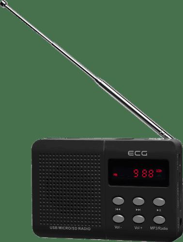 ECG R 155 U BLK