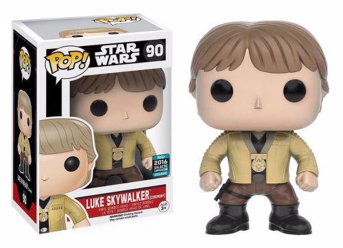 Vinylová figúrka Luke Skywalker - Star Wars - kývajúca hlava
