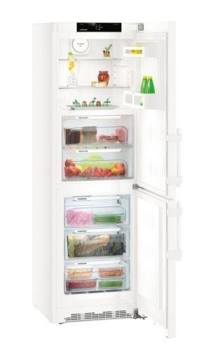 LIEBHERR CB 4315, biela kombinovaná chladnička