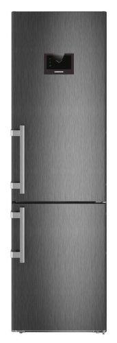 LIEBHERR CBNPbs 4858, blackSteel kombinovaná chladnička