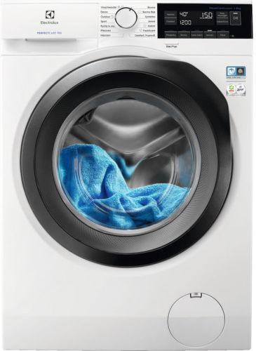 Electrolux PerfectCare 700 EW7F348SC, biela práčka plnená spredu