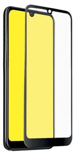 SBS Full Cover tvrdené sklo pre Huawei Y6 2019/Y6 Pro 2019, čierna