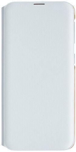 Samsung Wallet Cover puzdro pre Samsung Galaxy A20e, biela