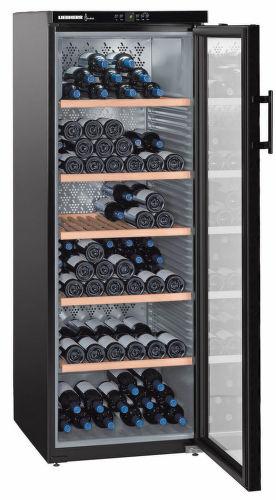 LIEBHERR WKb 4212, chladnička na víno