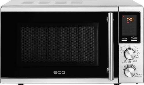 ECG MTD 2072 SE, nerezová mikrovlnná rúra