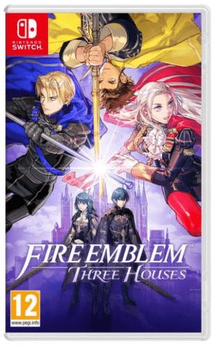 Fire Emblem: Three Houses - Nintendo Switch hra