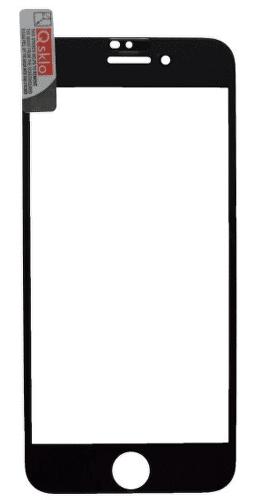 Qsklo 2,5D tvrdené full glue sklo pre Apple iPhone 7 a 8, čierna