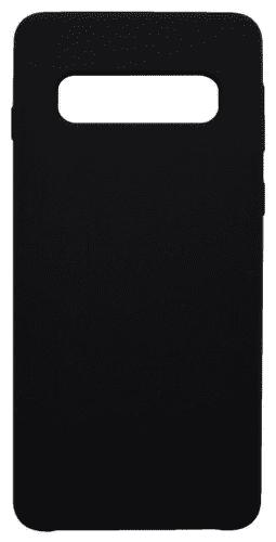 Mobilnet silikónové puzdro pre Samsung Galaxy S10+, čierna