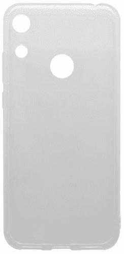 Mobilnet gumené puzdro pre Honor 8A, transparentná