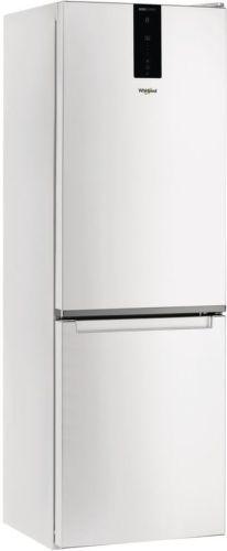 Whirlpool W7 821O W, biela kombinovaná chladnička