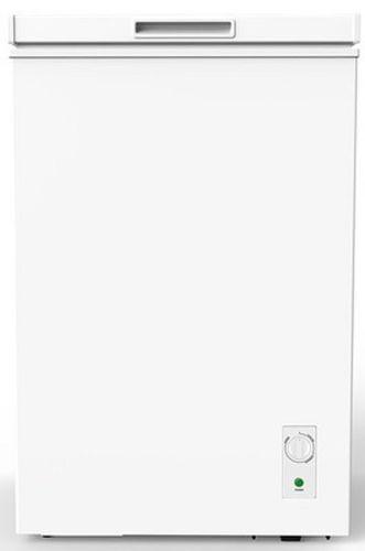ECG EFP 11420 WA+, biela truhlicová mraznička