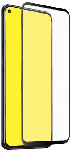SBS Full Cover tvrdené sklo pre Motorola One Vision, čierna