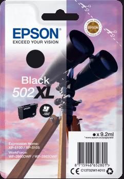 EPSON single 502 XL BLACK