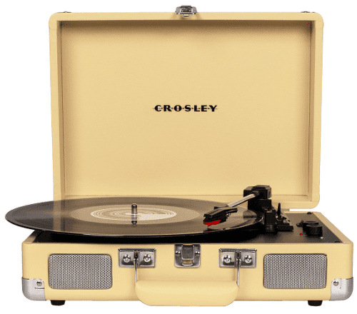 CROSLEY Cruiser Deluxe YEL