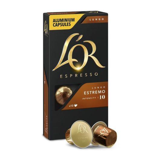L´OR Espresso Estremo 10