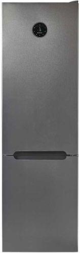 CANDY CMNR6204XPUEWIFI, strieborná smart kombinovaná chladnička