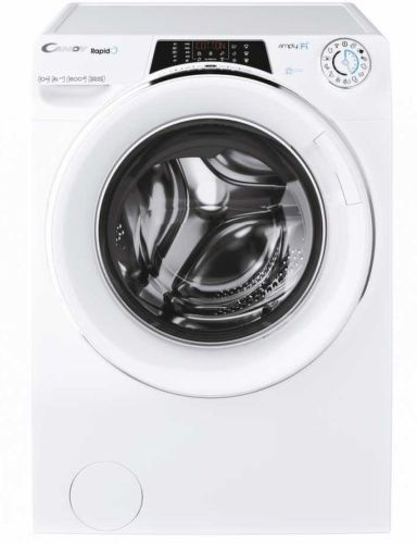 CANDY RO16106DWHC7/1-S, biela smart práčka plnená spredu
