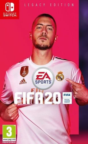 FIFA 20 Legacy Edition Nintendo Switch hra