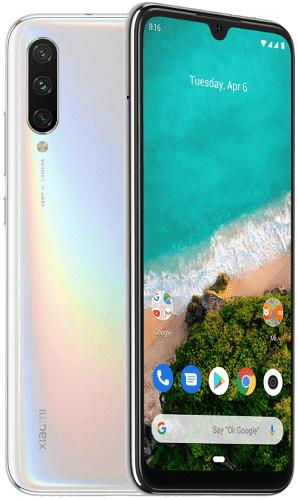 Xiaomi Mi A3 4 GB/128 GB biely