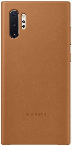 Samsung Leather Cover pre Samsung Galaxy Note10+, béžová
