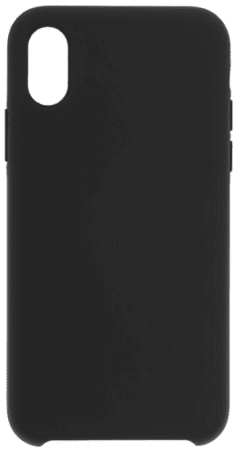Winner Liquid puzdro pre Apple iPhone X a Xs, čierna