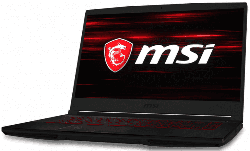 MSI GF63 Thin 9SC-255CZ čierny