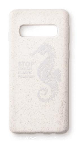 Wilma eko puzdro pre Samsung Galaxy S10 s motivom morského koníka