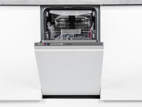 WHIRLPOOL WSIO 3O34 PFE X, Vstavaná umývačka riadu