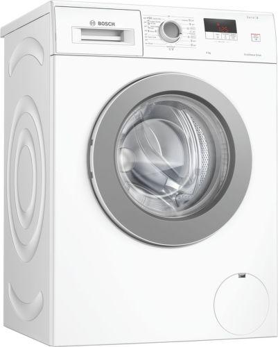 BOSCH WAJ24061BY, biela práčka plnená spredu