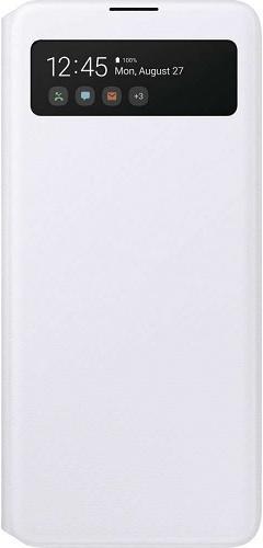 Samsung knižkové puzdro pre Samsung Galaxy A71, biela