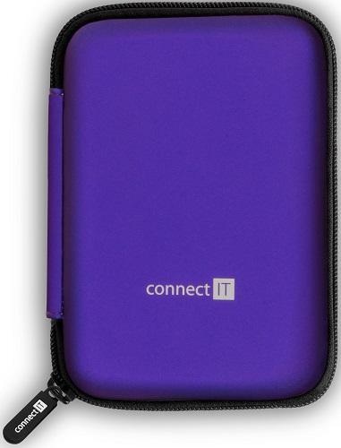 Connect IT HardShellProtect CFF-5000-BL modré